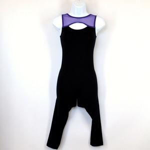 Natalie Dancewear Pants - Natalie D Leotard Unitard, Estimated Sz XS / Small